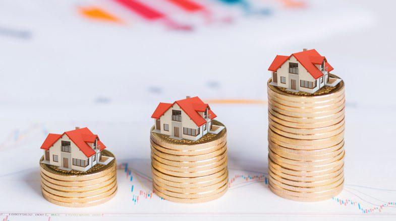 房屋抵押银行贷款利率一般是多少